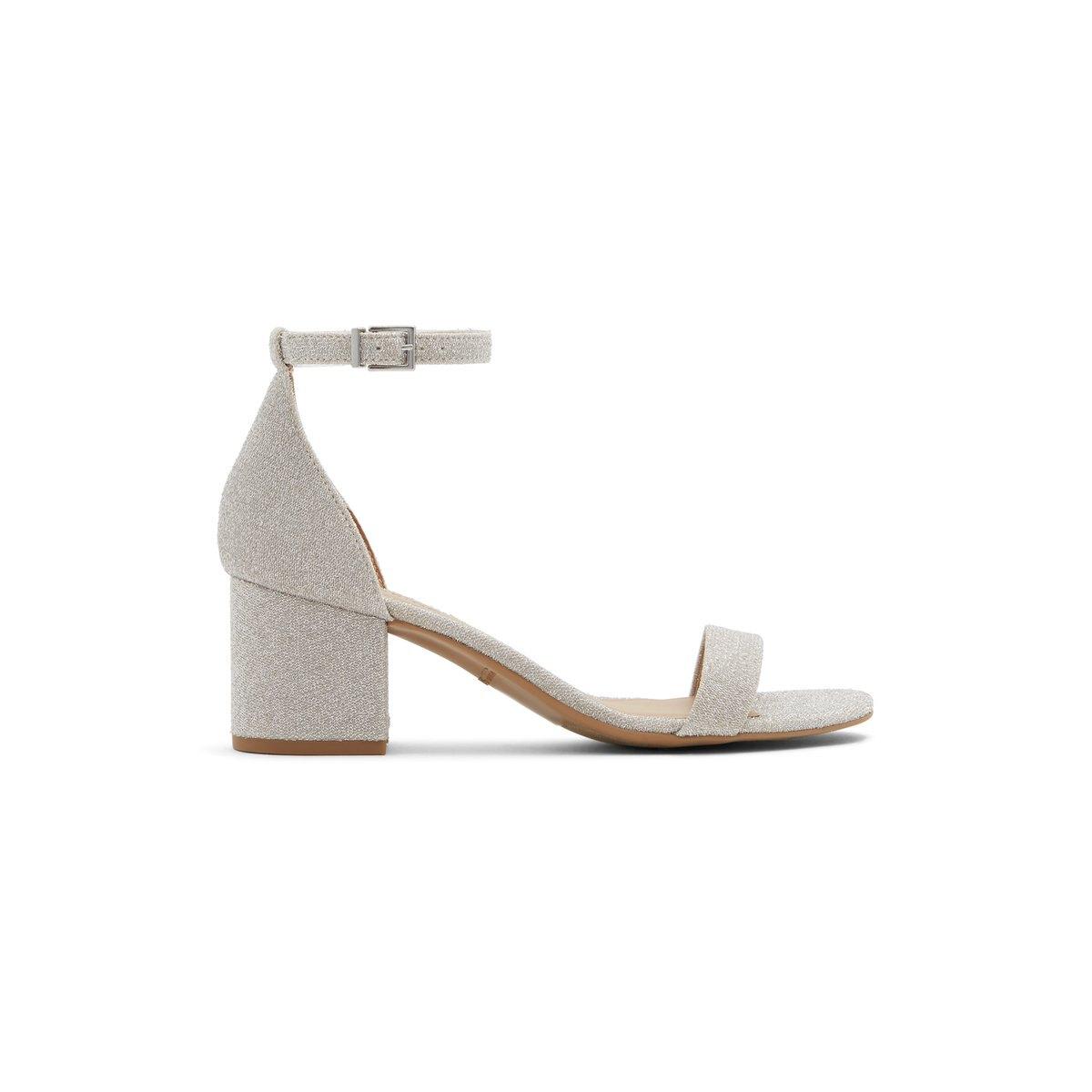 239442641 Stangarone Silver Women's Block Heels | Call It Spring US