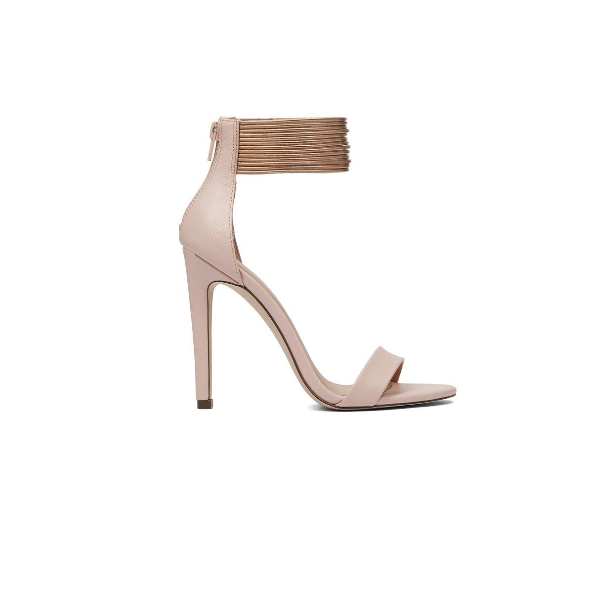 485601c80fa7 Zeta Light Pink Women s High Heels
